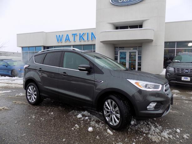 2017 Ford Escape Titanium AWD - 7Q515