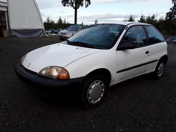 2001 Suzuki Swift