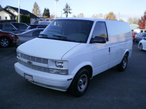 2002 Chevrolet Astro Cargo, 2 year power train warranty,