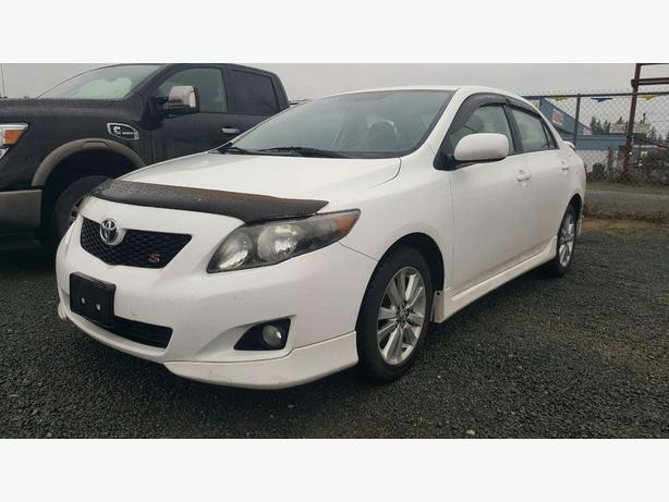 *JUST IN* 2009 Toyota Corolla S Sunroof, Alloy Rims!