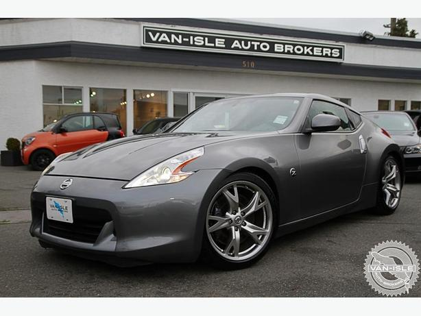 2011 Nissan 370Z Touring Coupe