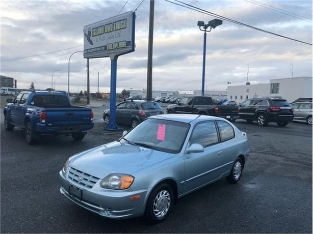 2004 Hyundai Accent GS