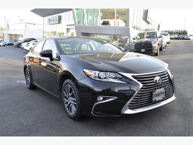 2017 Lexus ES 350 Touring Package No Accidents Local B.C.