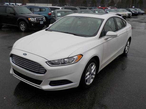 2014 Ford Fusion SE Navigation