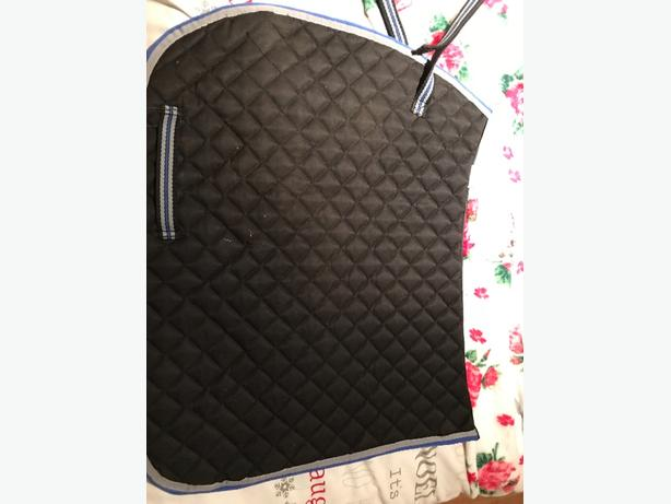 New Saddle Pad