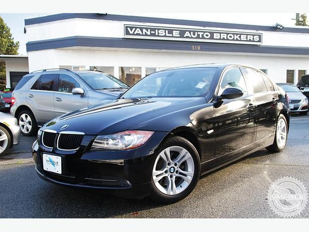 2008 BMW 328i 122,000KM