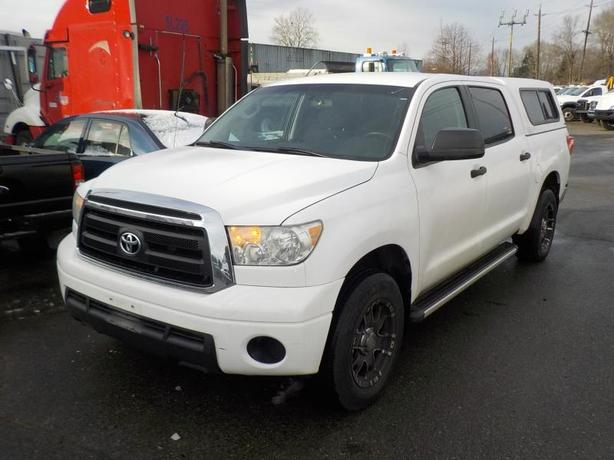 2010 Toyota Tundra CrewMax 5.7L 4WD with Canopy