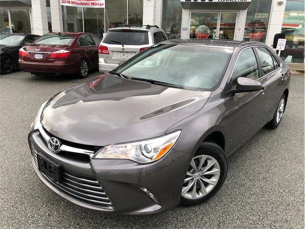 2016 Toyota Camry LE, BACKUP CAMERA, CLEAN