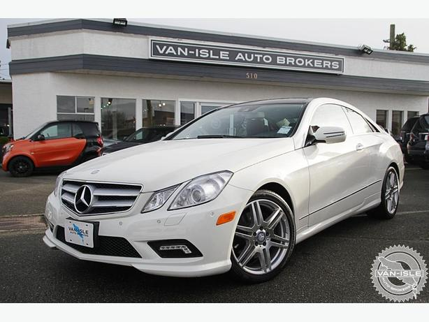 2010 Mercedes-Benz E350 57,000KM