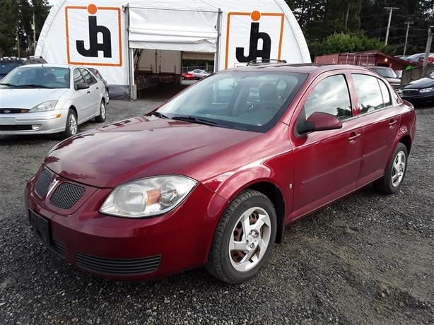 2007 Pontiac G5