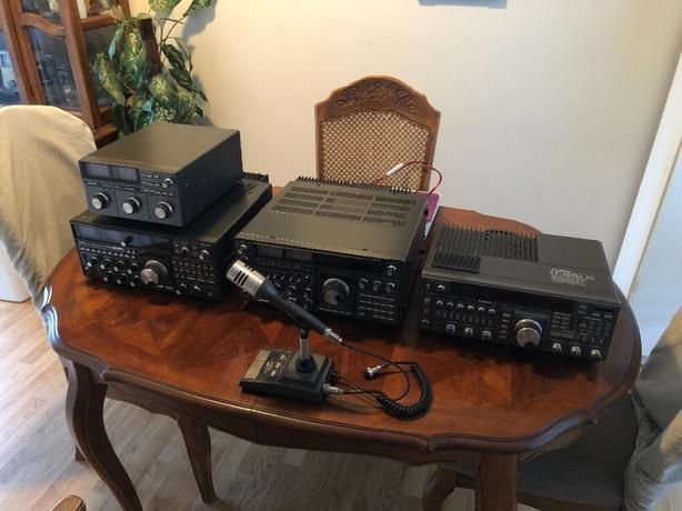 WANTED: Ham Radio CB or Shortwave Gear