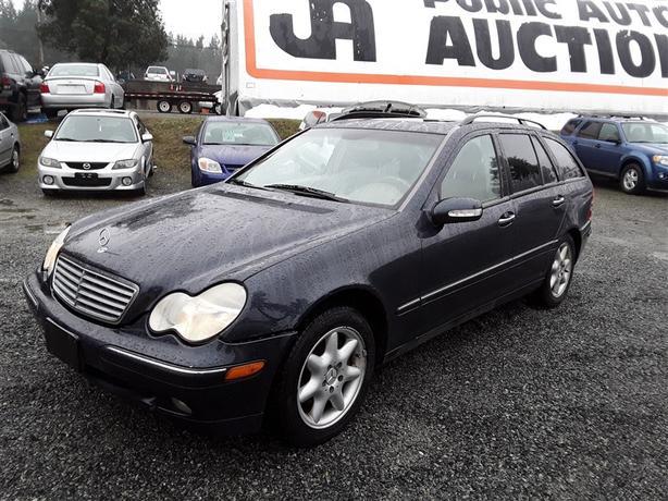 2002 Mercedes C320S