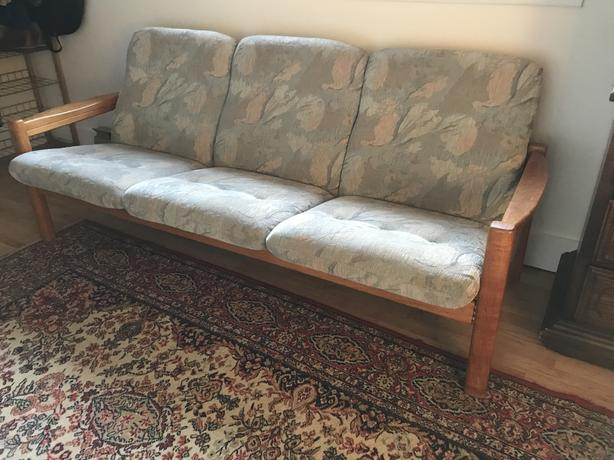 Vintage couch  - Price Reduced!