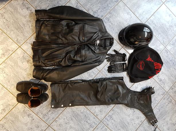 Womens Harley Davidson Riding Gear.