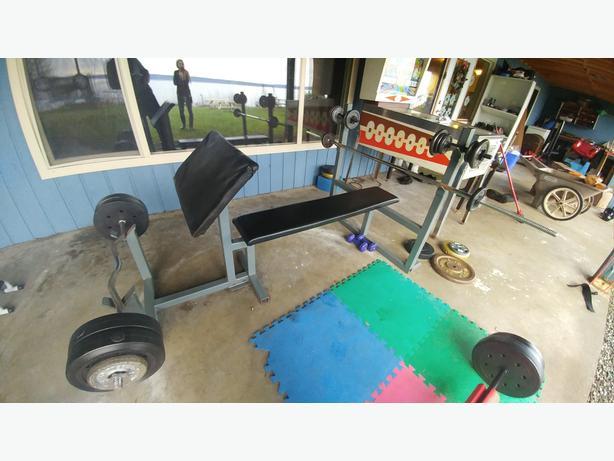 Heavy Duty Weight Bench