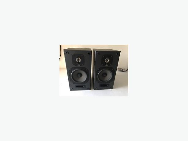 Focal 706 bookshelf speakers