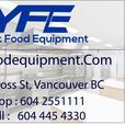 EFI 19″ x 31″ Stainless Steel 3 Shelf Utility Cart