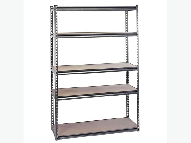 48 inch x 72 inch Metal Shelving Unit