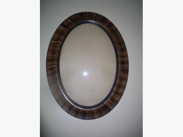 Oval Bubble Frame
