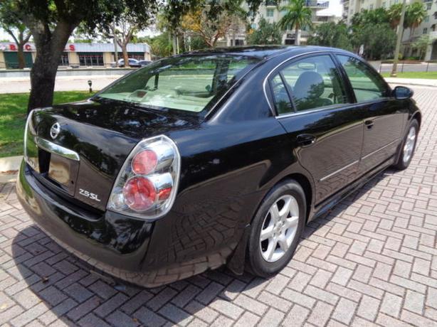 2005 Nissan Altima SL