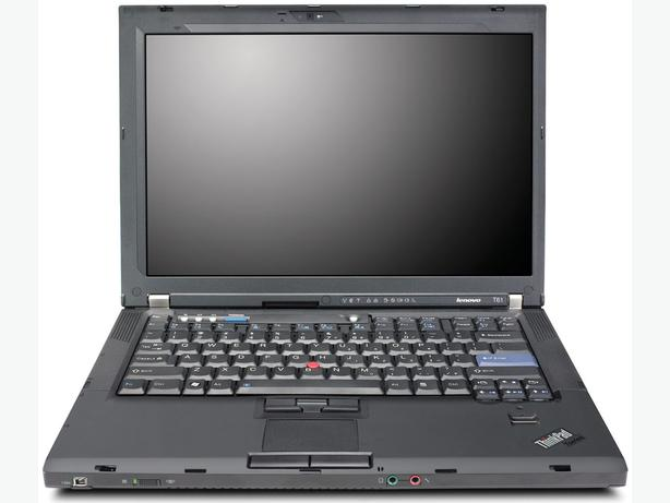 15'' LENOVO T61 THINKPAD LAPTOPS w/WIN10 FOR  MUCH LESS!