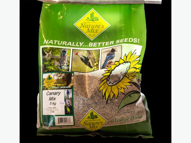 Natures Mix Seed- Reduced to Clear