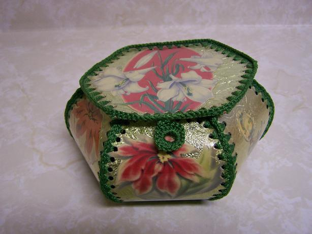 Vintage Treasure Box