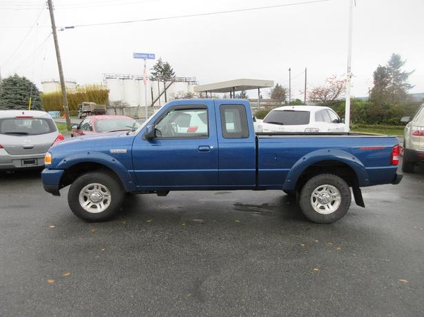 ON SALE! 2004 FORD RANGER EXT.CAB 3.0L V6-BC ONLY! A/C!