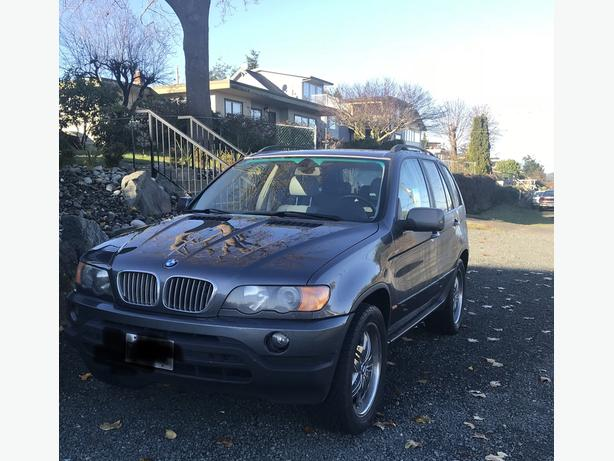 BMW X5 2003 3.0i