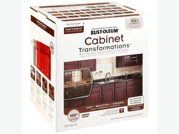 Rust-oleum Transformations Kit - Dark Colour Cabinet Kit