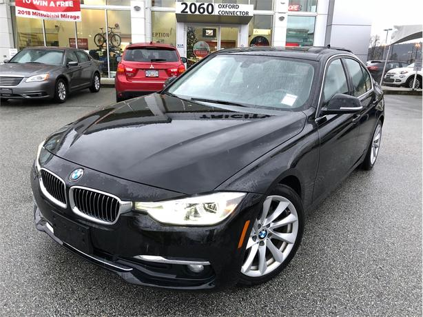 2017 BMW 320i Luxury line, Rain sensor, Sunroof