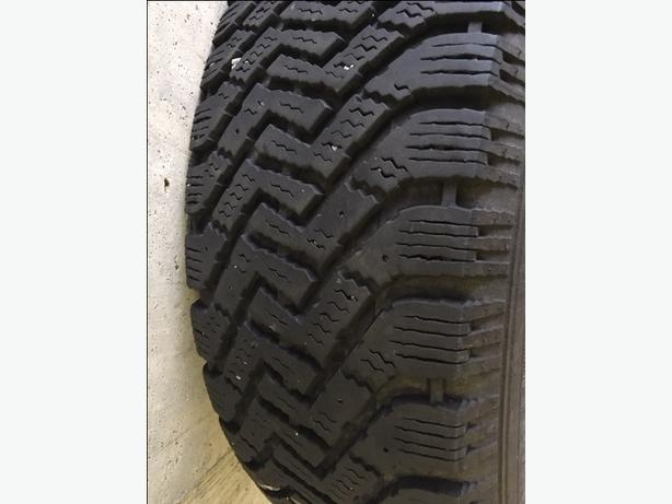WINTER TIRE-GOODYEAR NORDIC