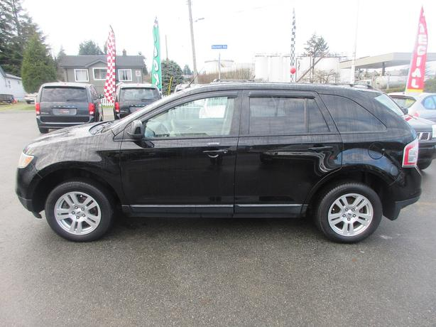 ON SALE! 2008 FORD EDGE SEL 3.5L V6-BC ONLY! NO ACCIDENTS!