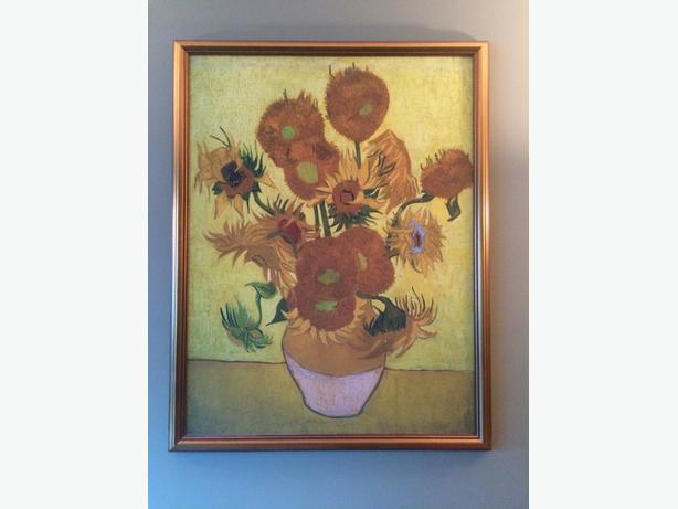 Van Gogh oil painting reproduction