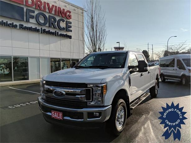 2017 Ford F-350 Super Duty XLT