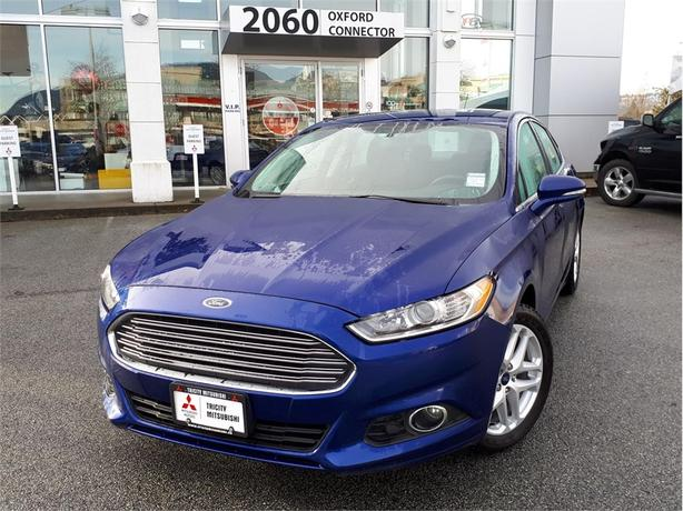 2016 Ford Fusion FUSION SE, HEATED SEATS, BACK UP CAMERA, ALLOY WHEELS