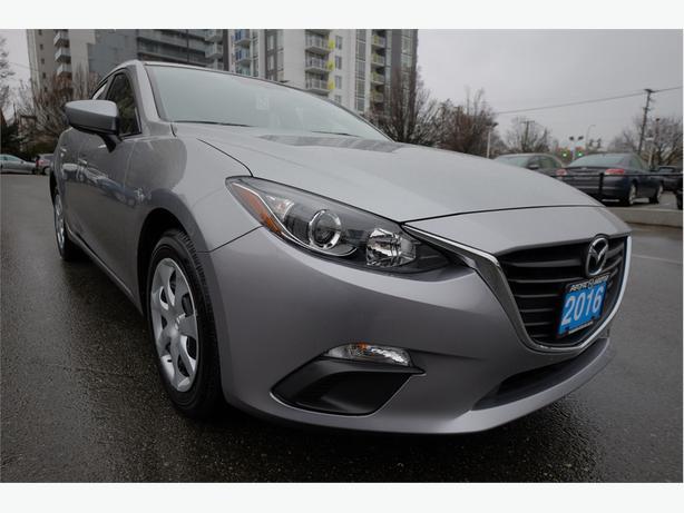 2016 Mazda Mazda3 GX - Back-up Camera