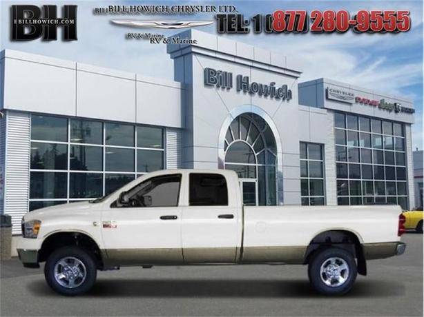 2008 Dodge Ram 2500 ST/SLT - Air - Tilt - Cruise - $265.87 B/W