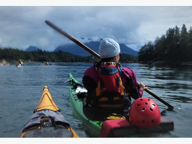 Instructional Kayak Expeditions to The Broken Group of Islands plus more