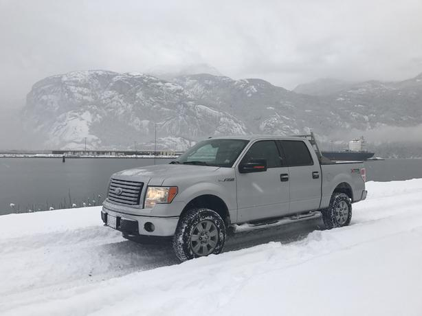 FORD F150 XLT XTR Clean Low Kms
