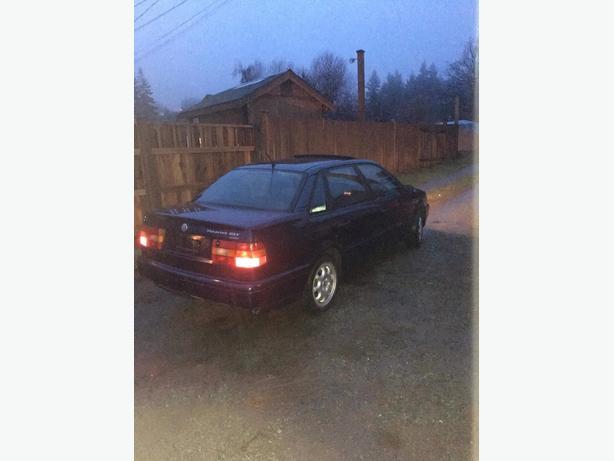 1995 volkswagen passat vr6 glx