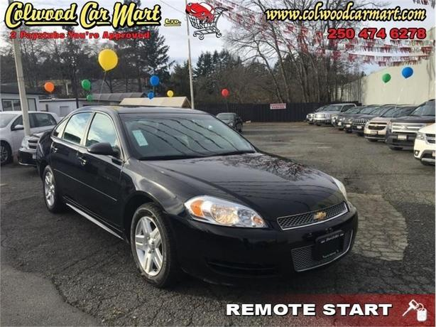 2013 Chevrolet Impala LT  Low Payments! Finance Today!