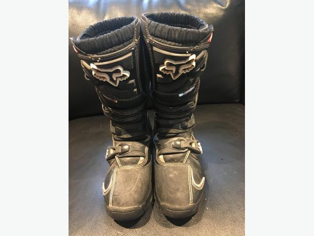 FOX COMP 5 DIRT BIKE BOOTS