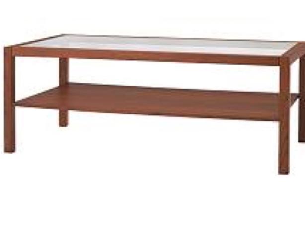 Ikea Ekersby coffee table