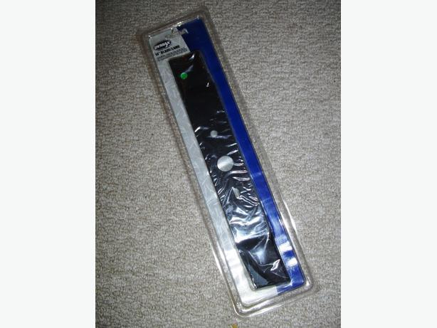 """New 14"""" Mower Blade"""