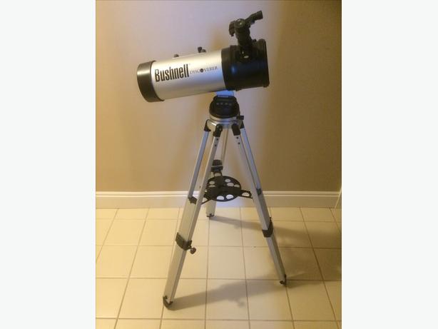 Bushnell Discoverer Telescope