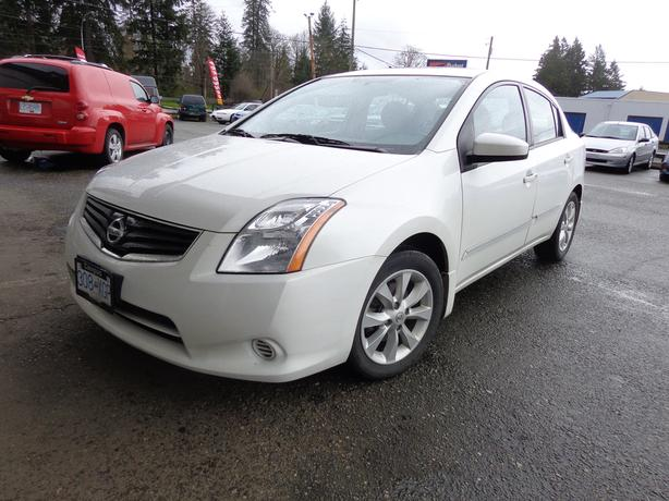 2011 Nissan Sentra with full maintenance history