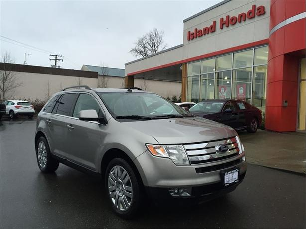 2008 Ford Edge Limited | AUTO | LEATHER | AWD