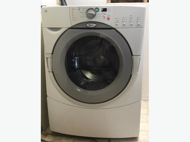 Whirlpool Duet front loading Washer/Dryer matching Pair