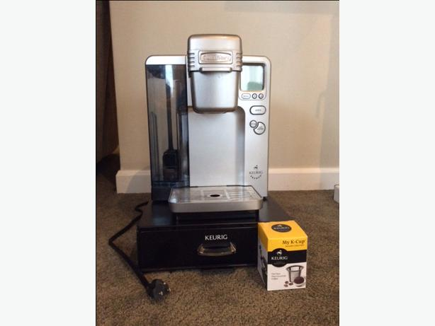Cuisinart-Keurig SS-700C Single Serve Coffee Machine